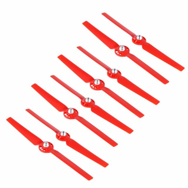 Set of 8 Propeller Blades for Yuneec Q500 Typhoon Drones