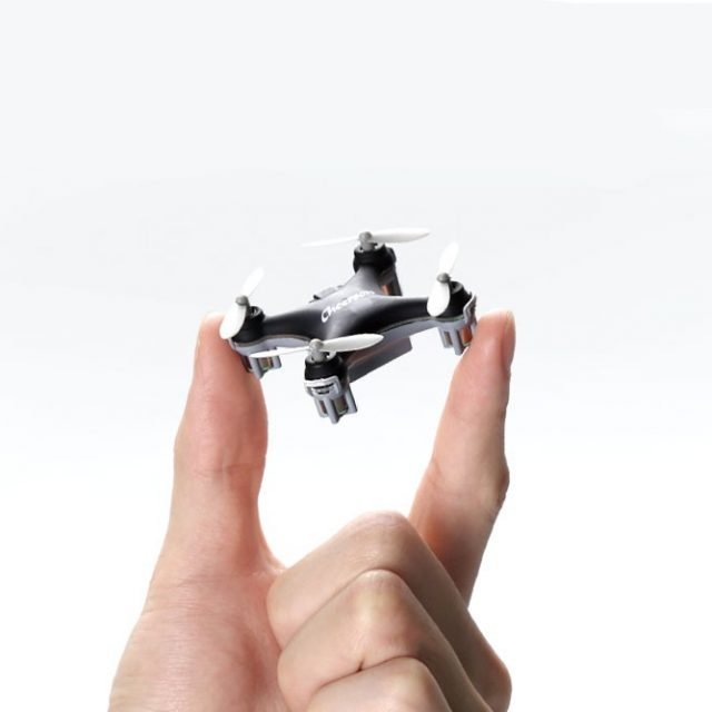 4 Channels Mini RC Drone